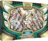 Pokemon (Sammelkartenspiel), Schillerndes Amigento GX Box