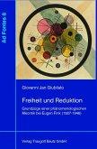 Freiheit und Reduktion (eBook, PDF)