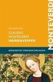 Claudio Monteverdi. Marienvesper (eBook, PDF)