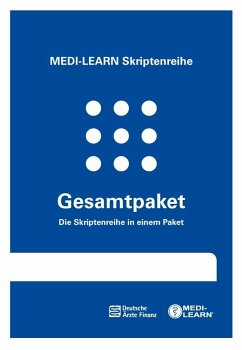 MEDI-LEARN Skriptenreihe: Gesamtpaket