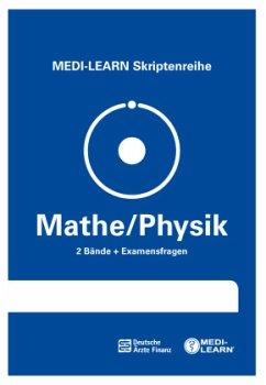 MEDI-LEARN Skriptenreihe: Mathe/Physik im Paket - Dutzmann, Jochen; Schmitt, Ilka