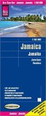 Reise Know-How Landkarte Jamaika / Jamaica (1:150.000)