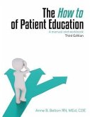 The How To of Patient Education (eBook, ePUB)
