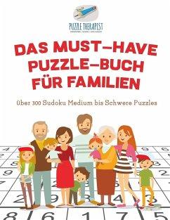 Das Must-Have Puzzle-Buch für Familien Über 300...