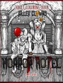 Adult Coloring Book Horror Hotel