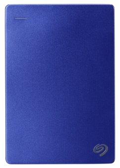 Seagate Backup Plus Slim Portable 2TB Externe Festplatte 2000 GB Blau