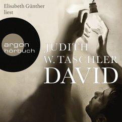 David (Ungekürzte Lesung) (MP3-Download) - Taschler, Judith W.