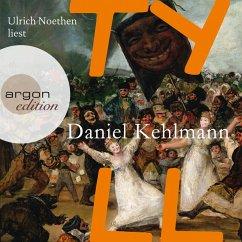 Tyll (Ungekürzte Lesung) (MP3-Download) - Kehlmann, Daniel