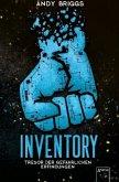 Tresor der gefährlichen Erfindungen / Inventory Bd.1 (Mängelexemplar)