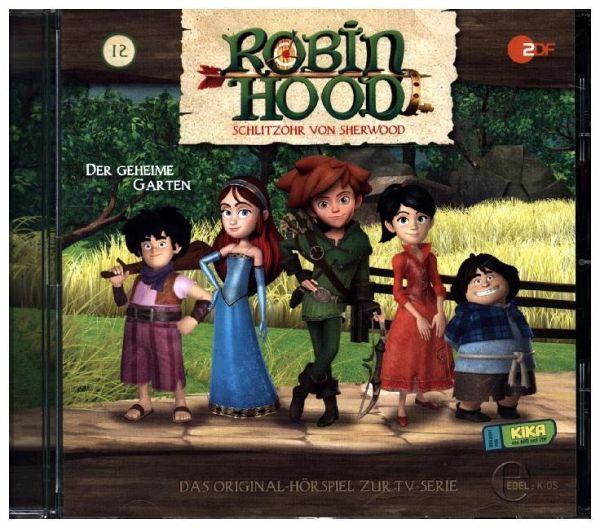 Robin Hood Schlitzohr Von Sherwood Der Geheime Garten Horbucher Portofrei Bei Bucher De
