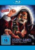 Deadly Games - Allein gegen den Weihnachtsmann / Stille Nacht, Tödliche Nacht Uncut Edition