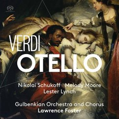 Otello - Schukoff/Moore/Lynch/Foster/Gulbenkian Orchestra