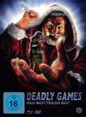 Deadly Games - Allein gegen den Weihnachtsmann / Stille Nacht, Tödliche Nacht Limited Digipack