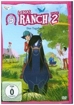 Lenas Ranch - Staffel 2: Das Tagebuch
