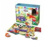 VTech 80-509504 - Tut Tut Baby Flitzer, Geburtstagsset