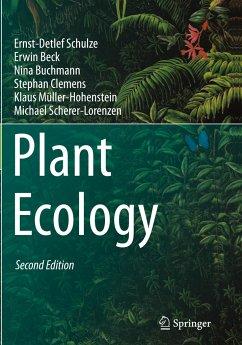 Plant Ecology - Schulze, Ernst-Detlef;Beck, Erwin;Buchmann, Nina