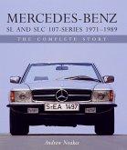 Mercedes-Benz SL and SLC 107-Series 1971-1989 (eBook, ePUB)