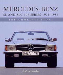 Mercedes-Benz SL and SLC 107-Series 1971-1989 (eBook, ePUB) - Noakes, Andrew