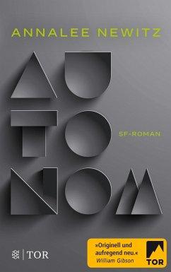 Autonom - Newitz, Annalee
