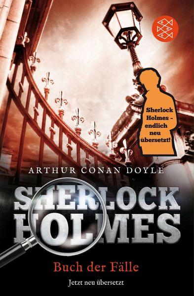 Buch-Reihe Sherlock Holmes Neuübersetzung