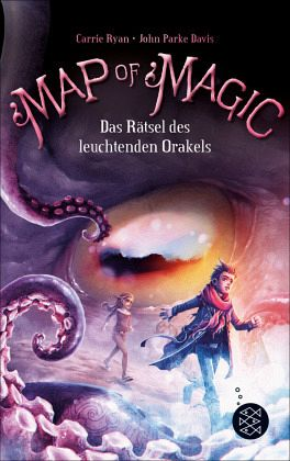 Buch-Reihe Map of Magic