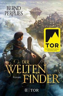 Der Weltenfinder - Die zweite Reise ins Wolkenmeer - Perplies, Bernd