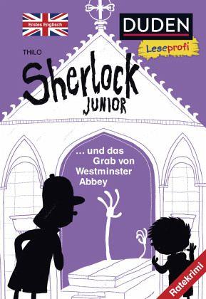 Buch-Reihe Duden Leseprofi - Sherlock Junior