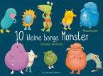 10 kleine bange Monster