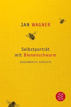 Selbstporträt mit Bienenschwarm - Wagner, Jan