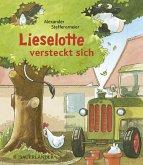 Lieselotte versteckt sich (Mini-Broschur)
