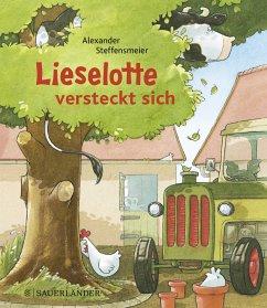 Lieselotte versteckt sich (Mini-Broschur) - Steffensmeier, Alexander