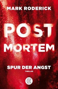 Spur der Angst / Post Mortem Bd.4 - Roderick, Mark
