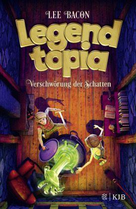 Buch-Reihe Legendtopia