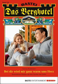 Das Berghotel - Folge 154 (eBook, ePUB)