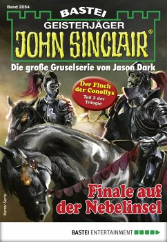 Finale auf der Nebelinsel / John Sinclair Bd.2054 (eBook, ePUB)
