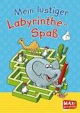 Mein lustiger Labyrinthe-Spaß (Mängelexemplar)