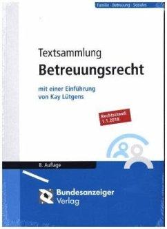 Textsammlung Betreuungsrecht