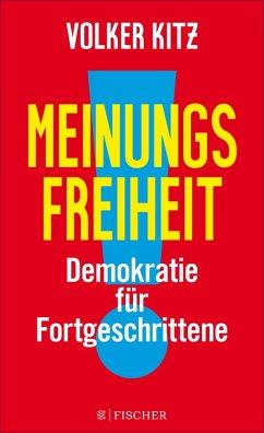 Meinungsfreiheit! (eBook, ePUB) - Kitz, Dr. Volker
