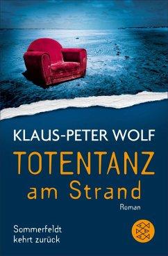 Totentanz am Strand / Dr. Sommerfeldt Bd.2 (eBook, ePUB) - Wolf, Klaus-Peter