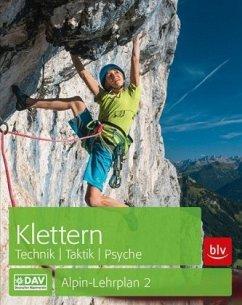 Klettern - Technik   Taktik   Psyche - Hoffmann, Michael