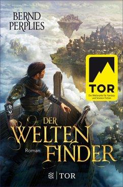 Der Weltenfinder - Die zweite Reise ins Wolkenmeer (eBook, ePUB) - Perplies, Bernd