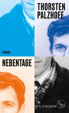 Nebentage (eBook, ePUB) - Palzhoff, Thorsten