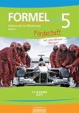 Formel PLUS. Förderarbeitsheft mit interaktiven Übungen Klasse 5. Ausgabe Bayern Mittelschule ab 2017