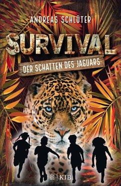 Der Schatten des Jaguars / Survival Bd.2 (eBook, ePUB) - Schlüter, Andreas