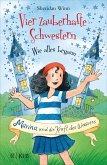 Marina und die Kraft des Wassers / Vier zauberhafte Schwestern - Wie alles begann Bd.2 (eBook, ePUB)