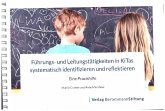 Führungs- und Leitungstätigkeiten in KiTas systematisch identifizieren und reflektieren