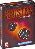 NSV 19908050 - Knister, Würfelspiel, Brettspiel, Familienspiel