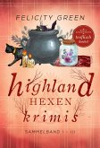 HIGHLAND-HEXEN-Krimis (eBook, ePUB)