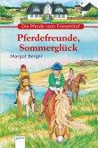 Die Pferde vom Friesenhof. Pferdefreunde, Sommerglück (Mängelexemplar)