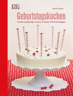 Geburtstagskuchen (Mängelexemplar) - Wecker, Annik